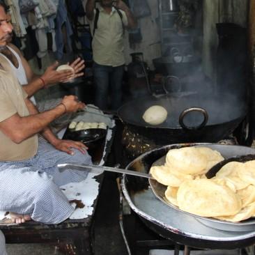 Gorging in Amritsar
