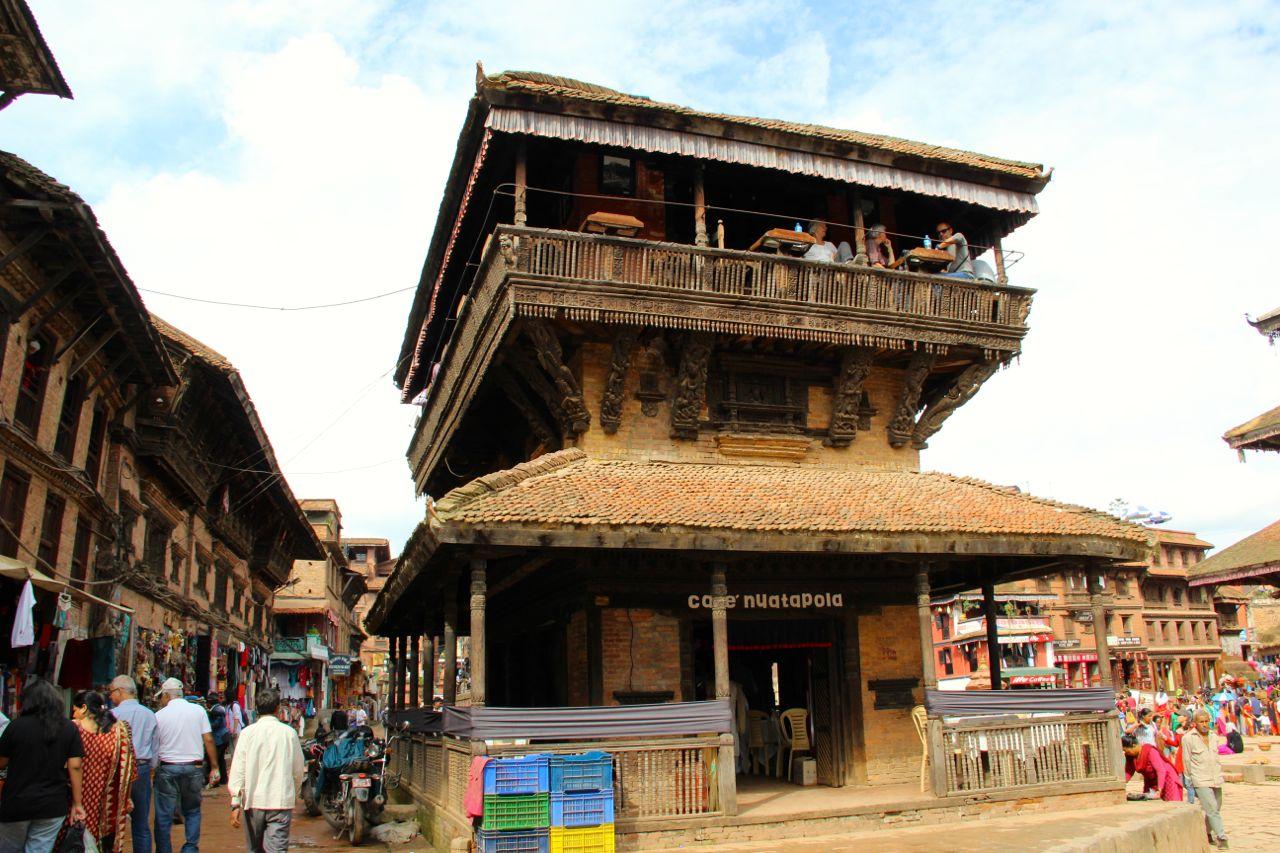 Odd Things in Bhaktapur
