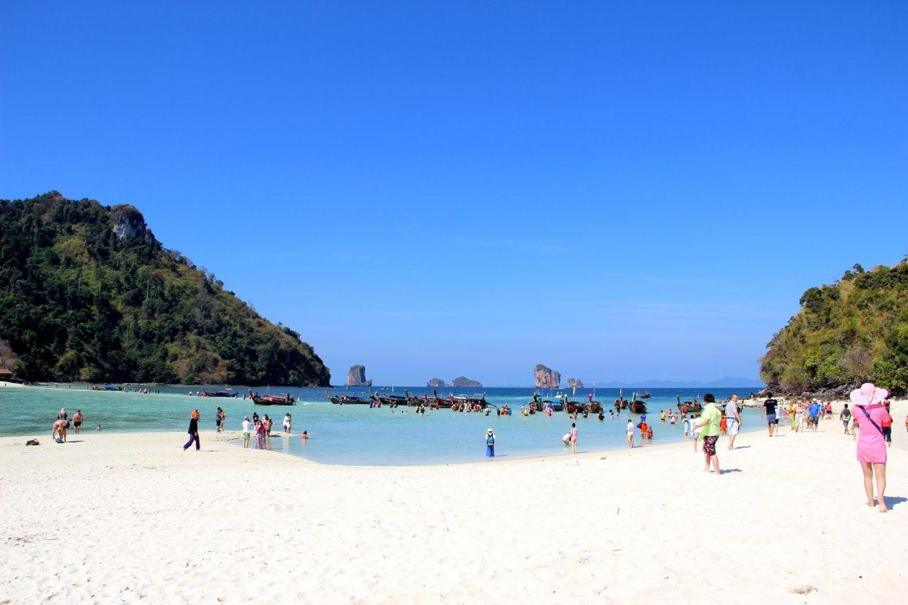 White Sand Beach #1