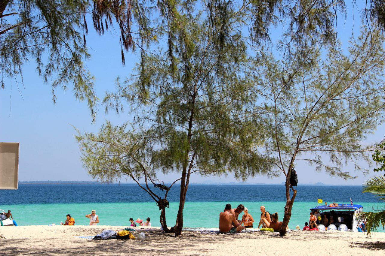 White Sand Beach #2