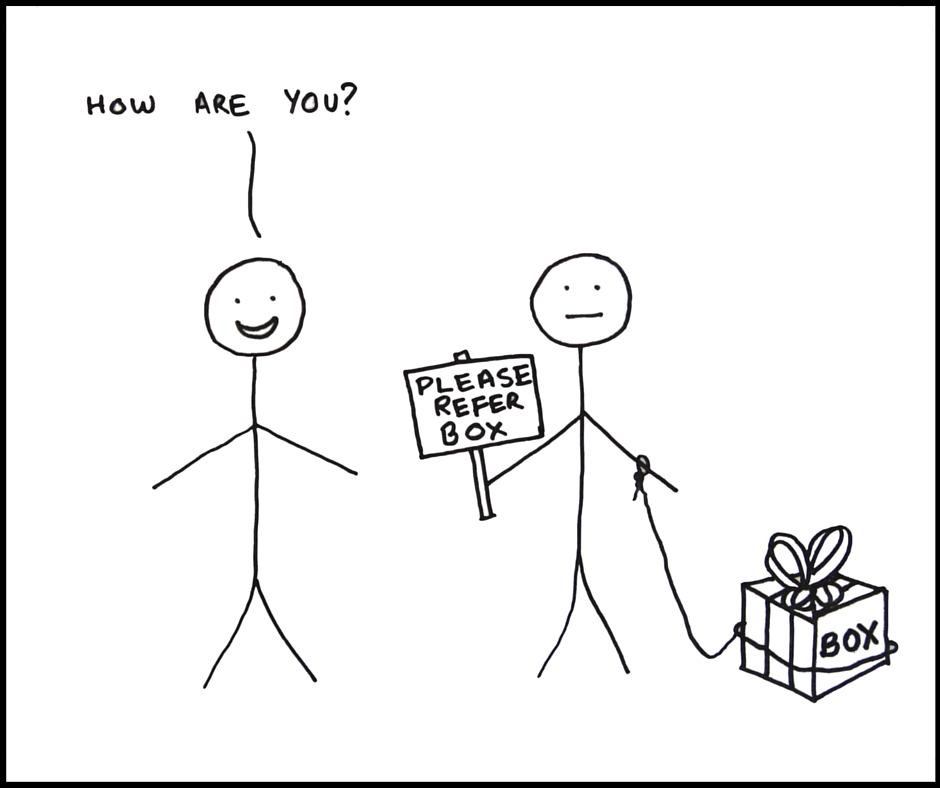 I am a Box