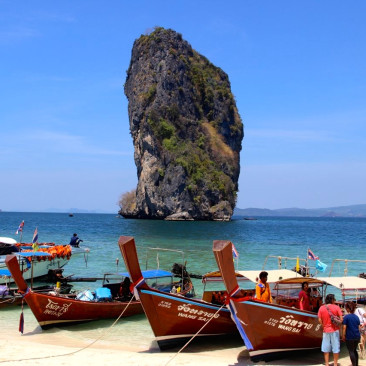 Craggy Karsts of Krabi