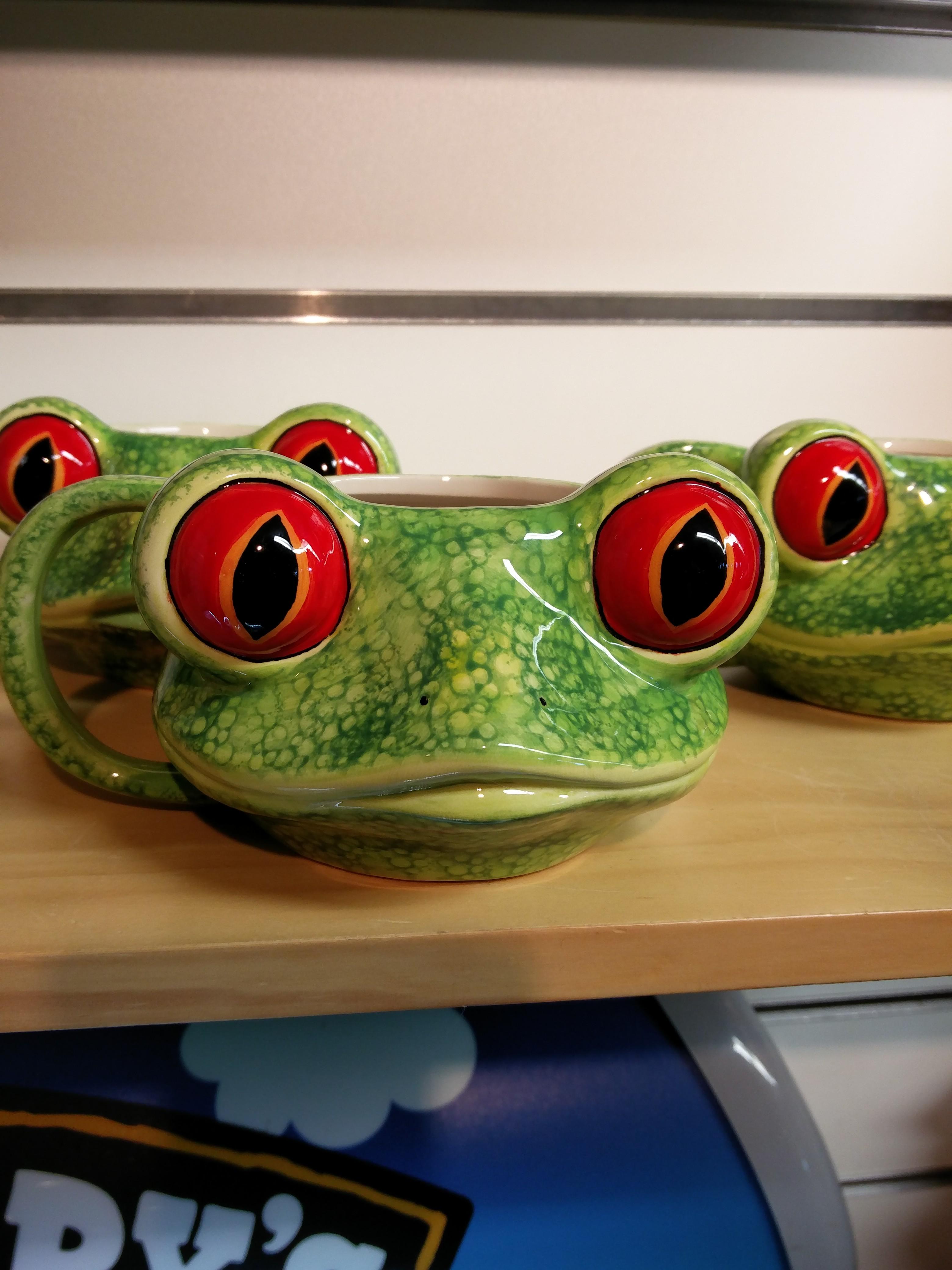 Voldemort Frog